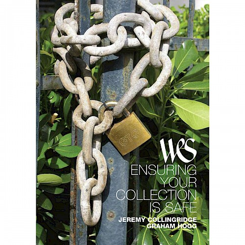 WES Booklet 'Ensuring Your Collection is Safe'